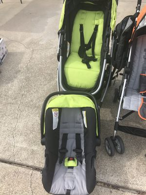Stroller with car seat for Sale in Killeen, TX