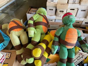 Tmnt giant stuffed animals for Sale in Oklahoma City, OK