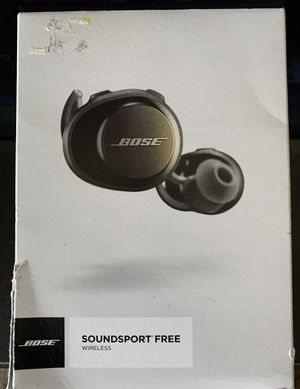 Bose Soundsport Free Wireless Headphones for Sale in San Diego, CA