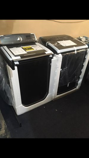 NEW!!! SAMSUNG WASHER & DRYER SET!!! for Sale in Los Angeles, CA