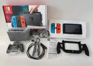 Complete set of Nintendo Switch it comes with it dock all good as new for Sale in Fleming Island, FL