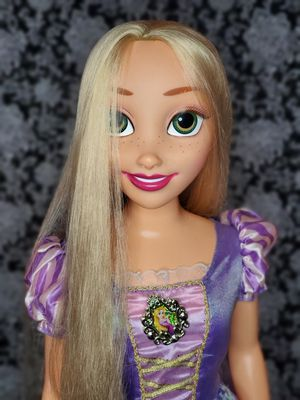 My size Rapunzel doll for Sale in Baltimore, MD