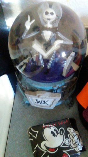 Nightmare before Christmas snowglobe for Sale in Portland, OR