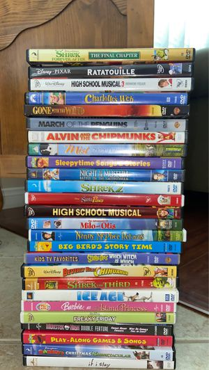 DVD movies for Sale in Bakersfield, CA