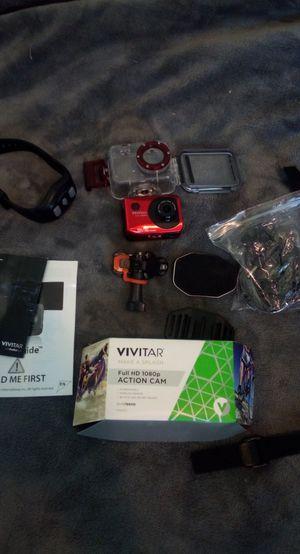 Vivitar 1080p FULL HD Action Cam for Sale in Murfreesboro, TN