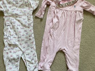 Free: 9M Onsies And Baby Brush for Sale in Mountain View,  CA
