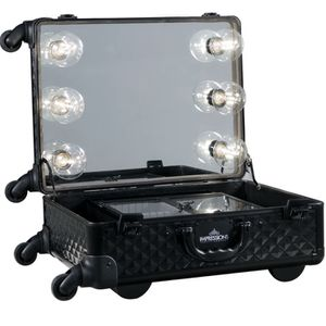 Makeup Vanity Case/suitcase For Traveling for Sale in Philadelphia, PA