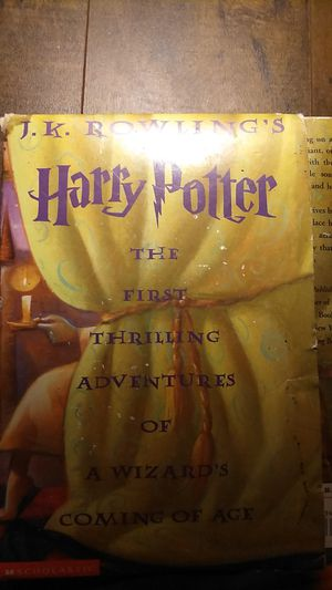 Harry Potter Collection Year 1, 2, 3 for Sale in Long Beach, CA