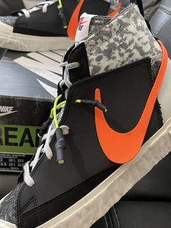Nike x Blazer Mid READYMADE Black Size 12 DS for Sale in Hialeah,  FL