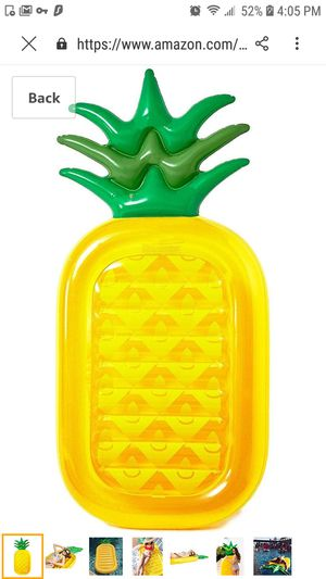 Inflatable Pineapple Float * for Sale in Queens, NY