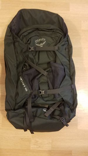 Osprey Farpoint 55 backpack for Sale in Cleveland, OH
