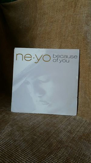 "Ne-Yo ""Because Of You."" for Sale in San Diego, CA"