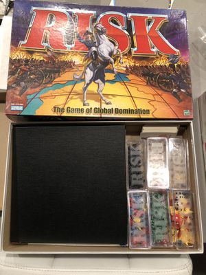 Risk-the game of global domination for Sale in Los Angeles, CA