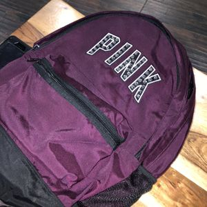 Pink College Backpack for Sale in Houston, TX