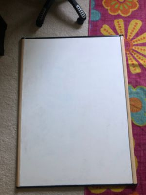 Office Whiteboard - 5 feet Dry Erase for Sale in Naperville, IL