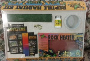 Reptile Habitat Kit for Sale in Garland, TX