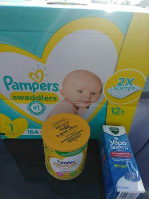 Pamper & formula for Sale in Cleveland, OH