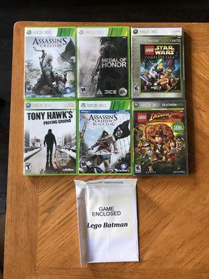 Xbox 360 games for sale for Sale in Atlanta, GA