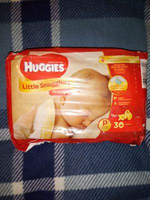 Huggies size premie... Brand new for Sale in Hampton, VA