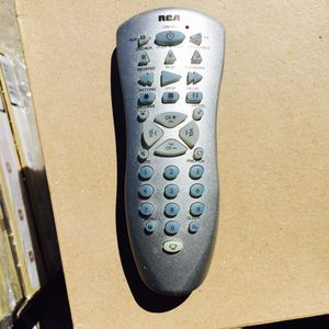 RCA universal remote for Sale in Seattle, WA