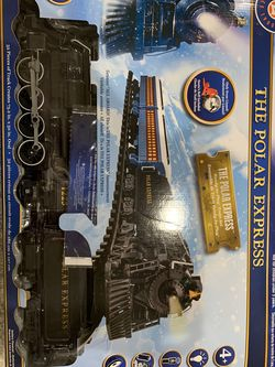 The Polar Express Train Set for Sale in Vancouver,  WA