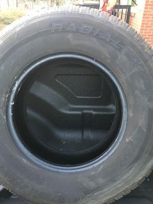 Heavy Duty Trailer Tires x4. 235/80R16 for Sale in Gastonia, NC