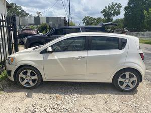 2015 Chevy Sonic LTZ for Sale in Houston, TX