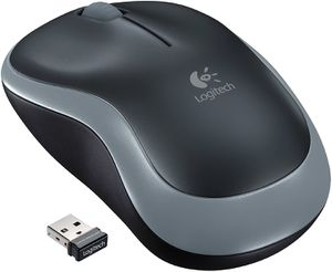 Logitech Wireless M185 Gray Mouse Battery Included for Sale in Portland, OR