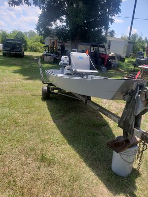Wood boat for Sale in Lumber City, GA