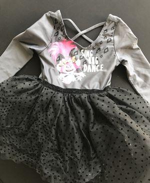 Grey & Black Toddler Girl Trolls Tulle TuTu Dress for Sale in Corona, CA