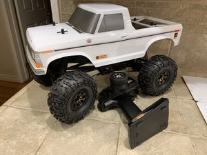 HPI 2019 Crawler King 1/10 Sale Trail Truck RTR Ford licensed Body New in Box for Sale in Seal Beach, CA