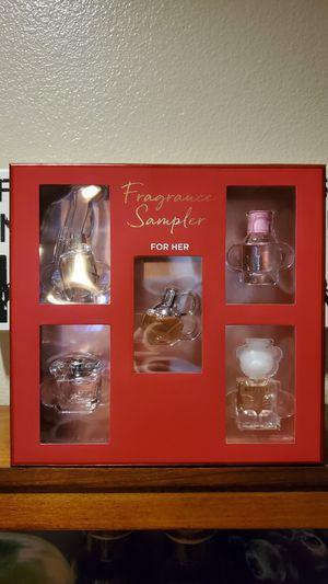 Women's Fragrance Sampler Set for Sale in San Jacinto, CA