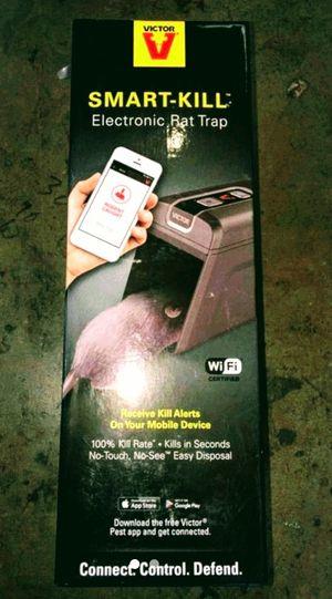 Victor (wifi) Smart-Kill rodent trap/killer for Sale in Huntington Beach, CA