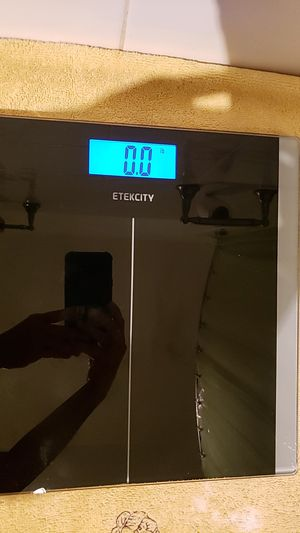 Glass Electronic Bathroom Scale for Sale in Miami, FL