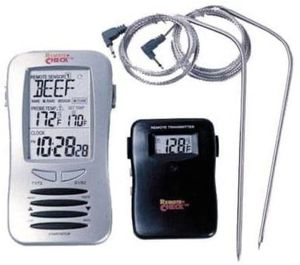 NIB Maverick Cooking Grill BBQ Themometer Remote Temperature Dual Probe for Sale in Glendale, CA