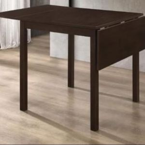 Floor Model Kelso Rectangular Dining Table With Drop Leaf Only for Sale in Arlington, VA