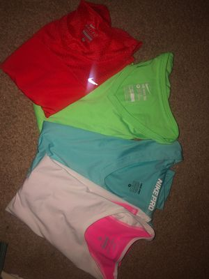 4 Nike Dri-Fit shirts for Sale in Lakewood, CO