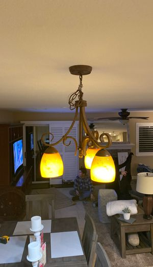 Light fixture for Sale in Fullerton, CA