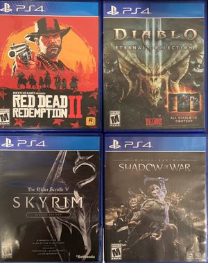 Selling this games !! Make your offers!! for Sale in Florida City, FL
