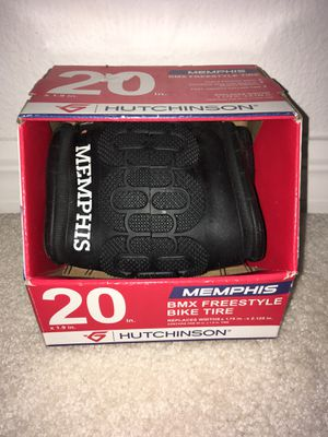 """Hutchinson Memphis BMX Bicycle Bike Tire 20"""" for Sale in FL, US"""