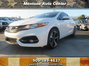 2015 Honda Civic Coupe for Sale in Mentone, CA