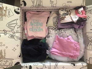 Baby girl clothing sizes: 6 months, 6-9 months, and 9 months for Sale in San Diego, CA