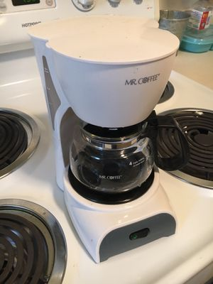 Mr coffee - coffee maker for Sale in Honolulu, HI