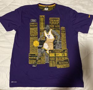 Nike Kobe Memorabilia for Sale in Plano, TX