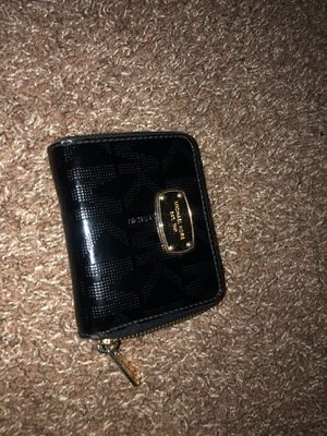 Small MK black shinny wallet for Sale in National City, CA