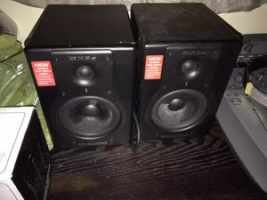 M-AUDIO BX5a POWERED SPEAKERS for Sale for sale  Bronx, NY