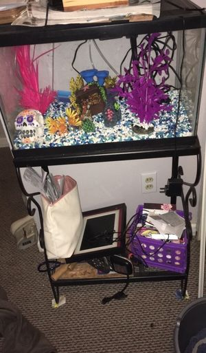 New fish tank want gone for Sale in North Tonawanda, NY