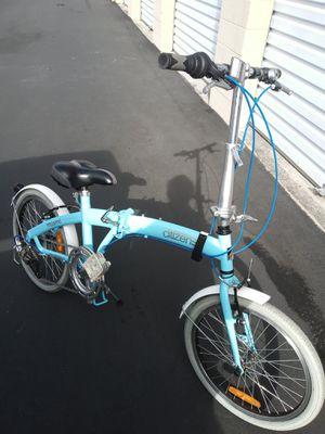 Miami citizen folding bike for Sale in Fremont, CA