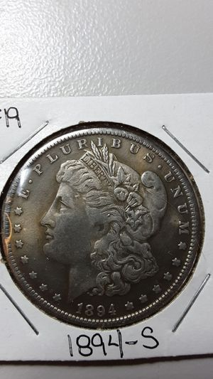 1894-S Morgan Silver Dollar Coin for Sale in Greenville, OH