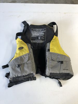 NRS Fishing Kayak Life Jacket for Sale in Grand Prairie, TX